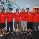 Diego Delmónaco y Gabriel Kehr cerraron la participación chilena en el Mundial Atletismo Menores