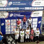 Luciano Timis logró medalla de plata en el Campeonato Mundial de BMX