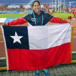 María Paz Ríos logra el quinto puesto en el lanzamiento de la jabalina por las Universiadas 2013
