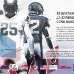 El coach norteamericano Daryl Hayes participa en el primer campamento de Fútbol Americano en Chile