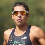 Felipe van de Wyngard se prepara para el Ironman de California