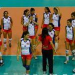 Chile logró el undécimo puesto del volleyball femenino en las Universiadas 2013