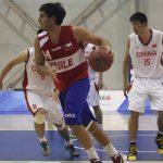 Con el básquetbol masculino finalizó la participación chilena en las Universiadas 2013