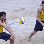 Los primos Grimalt sufren su segunda derrota en el World Championships de Volleyball Arena