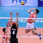 Chile se quedó con el puesto 13 en el Mundial U19 de volleyball masculino