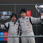 Tomás Etcheverry logró el segundo puesto de la categoría R3 en el Rally Mobil de Rancagua