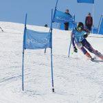 Seleccionados nacionales de esquí se lucieron en primera fecha del Columbia Snow Challenge