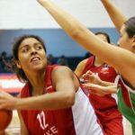 Selección femenina de básquetbol venció a su similar de Paraguay en la previa del Sudamericano
