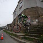 Felipe Velásquez se quedó con la primera versión del San Antonio Downhill