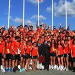 Chile tendrá presencia récord en los Juegos Olímpicos Universitarios
