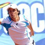 Cristóbal Saavedra logró el segundo lugar del Futuro 5 de Serbia