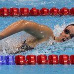 Kristel Köbrich clasificó a la final de los 1500 metros del Mundial de Natación con récord chileno y sudamericano
