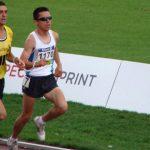 Cristián Valenzuela se quedó con la medalla de plata en los 5000 metros del Mundial Atletismo Paralímpico
