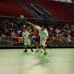 Chile no pudo ante España en la segunda jornada del Mundial Junior Masculino de Handball