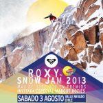 Roxy Snow Jam by Lipton Ice Tea reunirá a las riders más top en Valle Nevado