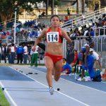 Macarena Reyes logra el primer oro chileno en el Sudamericano Adulto de Atletismo