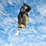 Esquiador Álvaro Zunino enseñará gratis piruetas extremas de Freestyle en El Colorado