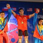 Con excelente presentación chilena finalizó el Panamericano y Sudamericano Juvenil de Pesas