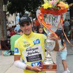 Ciclista chileno Edison Bravo se consagró campeón de la Vuelta a Toledo en España