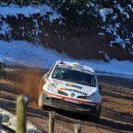 Jorge Martínez quiere recuperar el liderato de la R3 en el Rally Mobil de La Serena