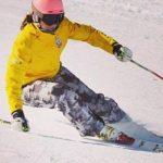Esquiadora nacional Noelle Barahona logró el segundo puesto del slalom gigante en la South American Cup 2013
