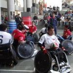 Quad Rugby realizará una exhibición este sábado 31 en la UMCE