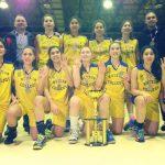 Boston College se consagró campeón en la categoría sub-17 de la Liga Nacional Femenina de Básquetbol