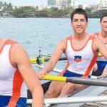 Equipo valdiviano debuta este miércoles en el Mundial Junior de Remo en Lituania