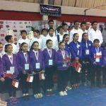 Chile acumula cuatro medallas en el Sudamericano de Gimnasia Artística Pre Infantil, Infantil y juvenil