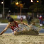 Álvaro Cortés y Daniel Zupeuc cerraron la participación chilena en el Panamericano Juvenil de Atletismo