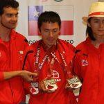 Cristián Valenzuela fue elegido como Premio Nacional del Deporte 2012