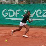 Daniela Seguel avanzó a las semifinales del Servimat Open