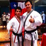 Gabriel del Río busca recursos para asistir al Panamericano de la American Taekwondo Association