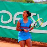 Daniela Seguel avanzó a octavos de final en ITF 25K de Fleurus