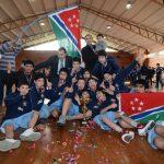 ABA Ancud logró el título en las categorías sub-13 y sub-17 de la Libsur