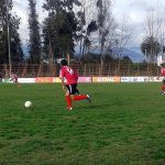 Selección Mapuche logró nueva goleada en segunda fecha del Campeonato de Fútbol Pueblos Originarios