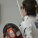 Caterin Bravo ingresó al cuadro de las 64 mejores en el Mundial Adulto de Esgrima