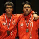 Paris Inostroza y Rolf Nickel avanzaron al cuadro principal del Mundial de Esgrima