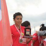 Selección Chilena Femenina se quedó con el segundo lugar del Mundial de Fútbol Calle