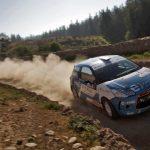 Tomás Etcheverry entra en la lucha por el título de la categoría R3 del Rally Mobil