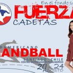 Sin triunfos chilenos finalizó la segunda jornada del Sudamericano Cadetes Damas de Handball