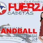 Triunfo de Chile A marca la primera fecha del Sudamericano Damas Cadetes de Handball