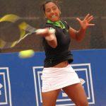 Daniela Seguel avanzó a los cuartos de final en Fleurus