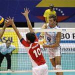 Chile cayó ante Argentina en la primera jornada del Sudamericano Adulto de Volleyball