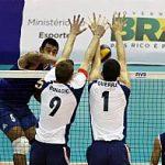 Chile derrotó a Paraguay en la segunda jornada del Sudamericano Adulto Varones de Volleyball