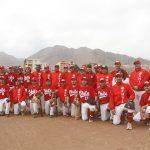Arrancó el Encuentro Internacional de Béisbol en Antofagasta