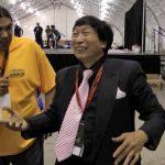 Gran Maestro Chiu Chi Ling participará en gala de artes marciales en Valparaíso
