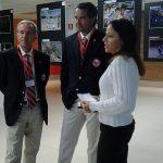 Chile expuso sus argumentos a Brasil para ser sede de los Juegos Panamericanos 2019
