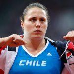 Natalia Duco fue invitada a todas las fechas restantes de la Diamond League 2013