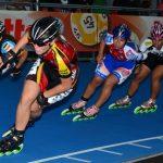 Javiera San Martín logra octavo lugar en lluviosa jornada del Mundial de Patín Carrera